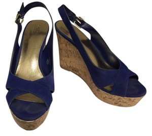 Mossimo Supply Co. Indigo Wedges