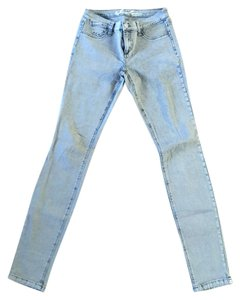 Juicy Couture Skinny Jeans-Distressed