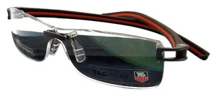 TAG Heuer TH3565-004 Women's Two Tone Frame With Clear Lens Genuine Eyeglasses