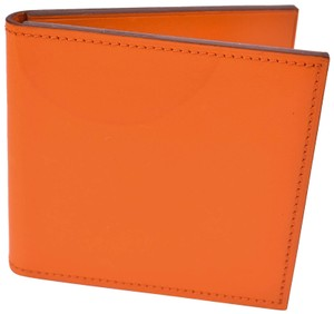 Hermès Leather Double-Sided Compact Travel Mirror