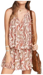 Show Me Your Mumu short dress Paisley Cloud on Tradesy