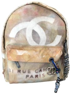 Chanel Vintage Hard To Find Backpack