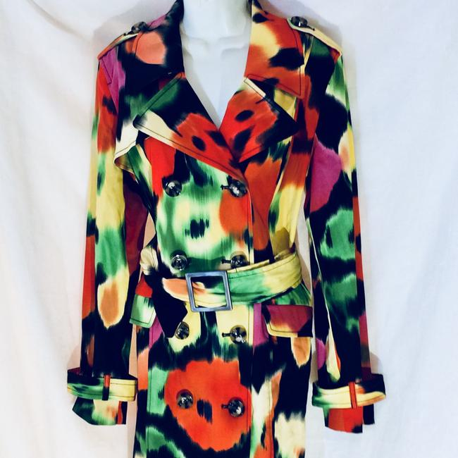 Attention Trench Coat Image 8