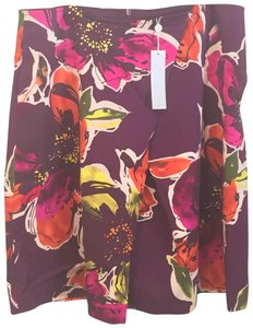 Trina Turk Skirt purple