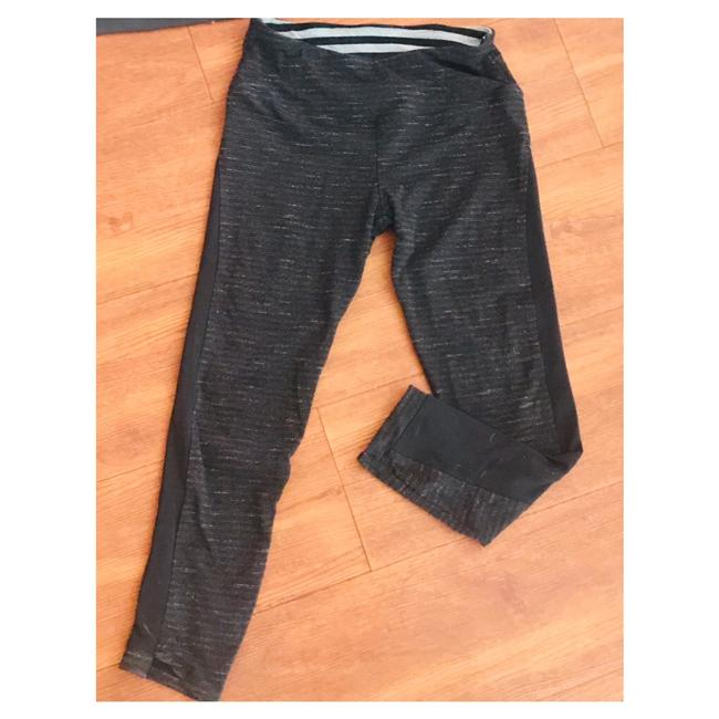 Hard Tail black grey white Leggings Image 1