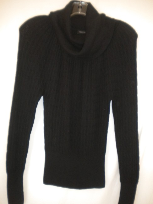 The Limited Neck Long Sleeve Sweater Image 2