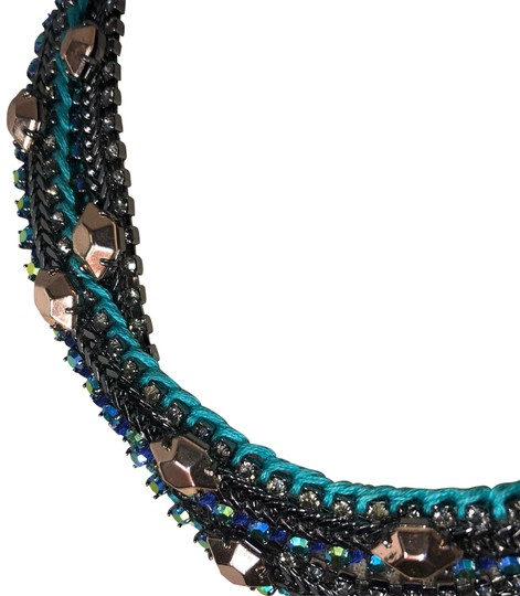 Preload https://img-static.tradesy.com/item/24197487/stella-and-dot-rose-gold-turquoise-necklace-0-1-540-540.jpg