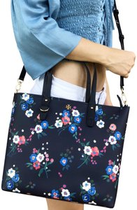 Tory Burch Floral Tote New With Tag Cross Body Bag