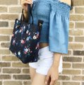 Tory Burch Floral Tote New With Tag Cross Body Bag Image 4