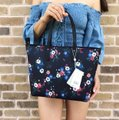 Tory Burch Floral Tote New With Tag Cross Body Bag Image 9