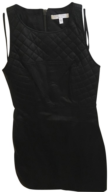 Preload https://img-static.tradesy.com/item/24197620/walter-by-walter-baker-black-leather-short-cocktail-dress-size-4-s-0-5-650-650.jpg