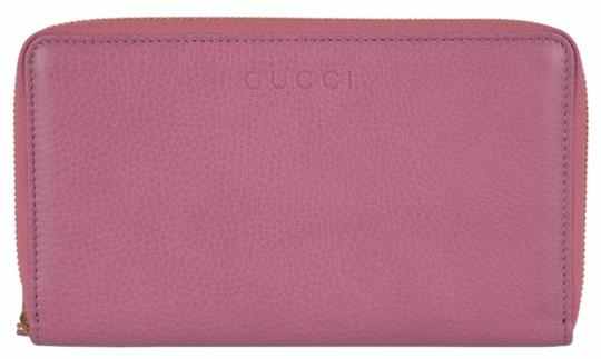 Preload https://img-static.tradesy.com/item/24197699/gucci-pink-321117-xl-textured-leather-zip-around-travel-clutch-wallet-0-0-540-540.jpg