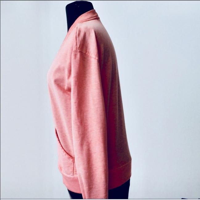 Nordstrom Bomber Sweetheart Fall Winter Light Pink Jacket Image 3