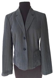 Jones New York Jacket Fall Winter Grey Blazer