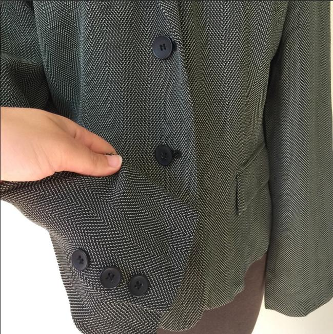 Jones New York Jacket Fall Winter Grey Blazer Image 1
