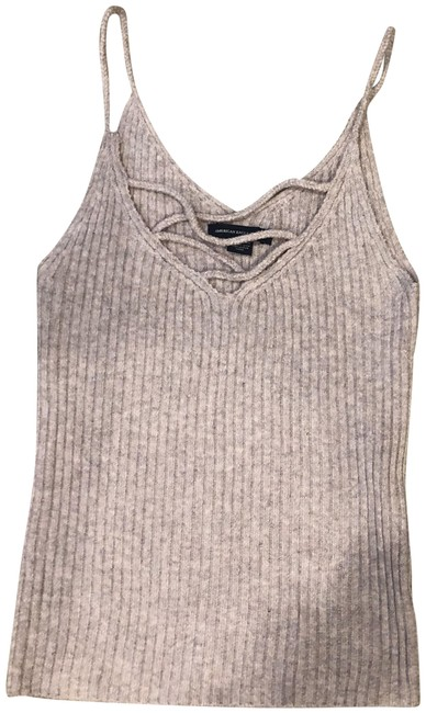 Preload https://img-static.tradesy.com/item/24197776/american-eagle-outfitters-pink-sort-of-knit-material-very-comfortable-tank-topcami-size-2-xs-0-1-650-650.jpg