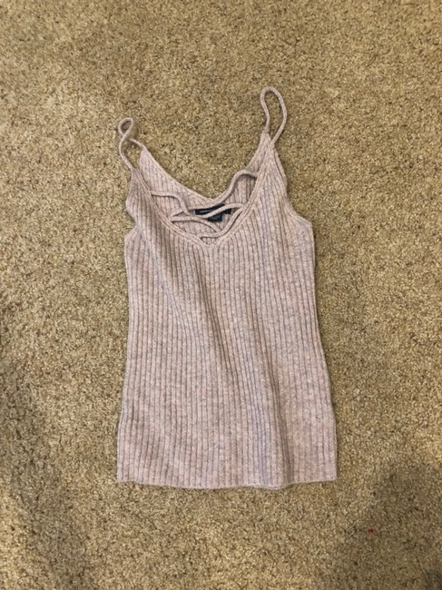American Eagle Outfitters Top Pink Image 2
