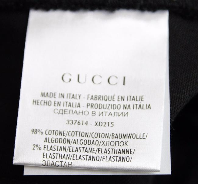 Gucci Womens 70s Jeans Skinny Pants Black Image 5