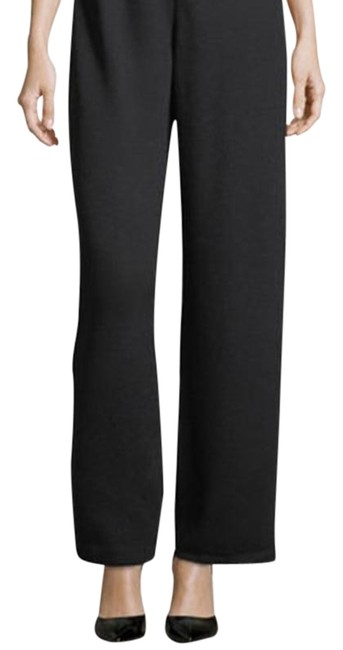 Item - Black Santana Knit Pants Size 8 (M, 29, 30)