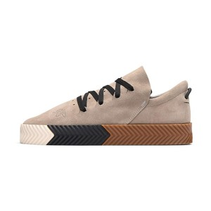 Alexander Wang Sneaker Suede Aw Lace Up Tan Athletic