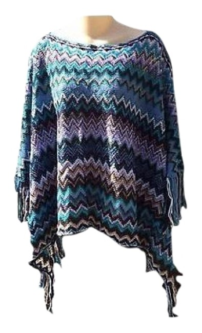 Preload https://img-static.tradesy.com/item/24198131/various-choose-one-purple-is-sold-out-chevron-ponchocape-size-os-one-size-0-1-650-650.jpg