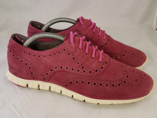 Cole Haan Woman Size 9 B burgundy red Athletic Image 1