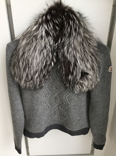 Moncler Classic Cable Knit Sweater Image 2