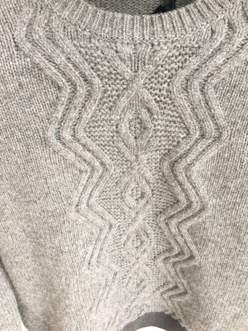 Moncler Classic Cable Knit Sweater Image 4