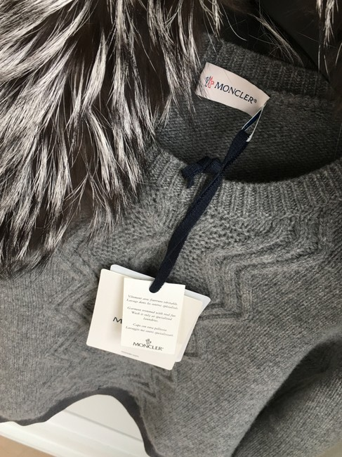 Moncler Classic Cable Knit Sweater Image 5