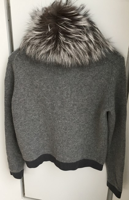 Moncler Classic Cable Knit Sweater Image 6