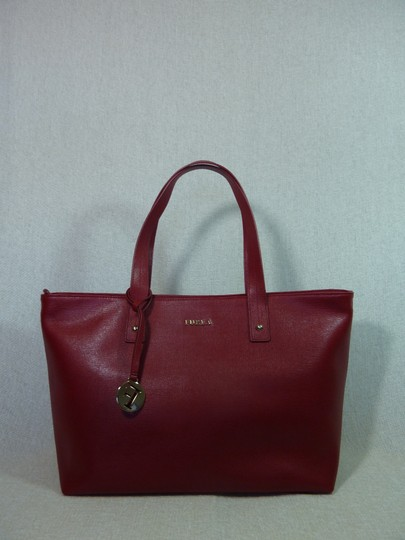 Furla Tote in Red Image 5