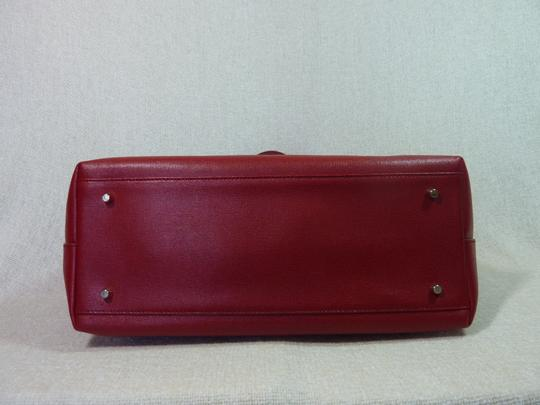 Furla Tote in Red Image 7
