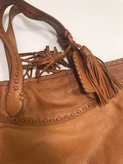 Ralph Lauren Leather Hobo Bag Image 1