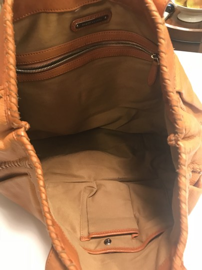 Ralph Lauren Leather Hobo Bag Image 2