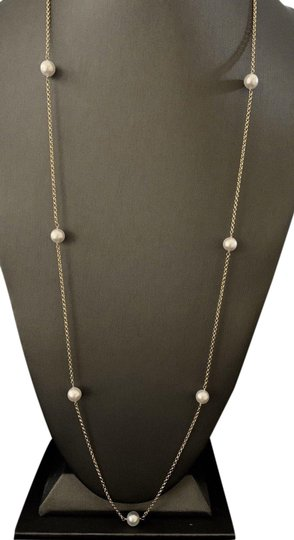 Preload https://img-static.tradesy.com/item/24198566/white-950-akoya-pearl-8-79-mm-station-34-kt-yg-21763-necklace-0-1-540-540.jpg