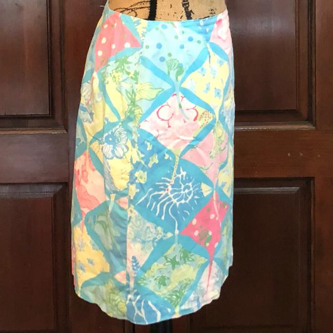 Lilly Pulitzer Skirt blue Image 3