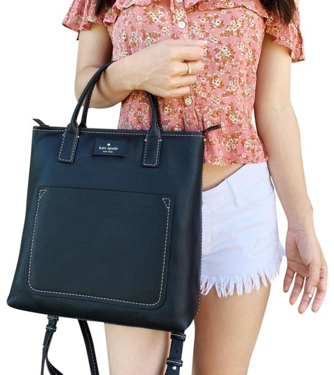 Preload https://img-static.tradesy.com/item/24198699/kate-spade-maple-street-kenzie-black-leather-backpack-0-3-540-540.jpg