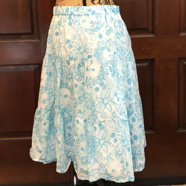 Lilly Pulitzer Skirt blue Image 1