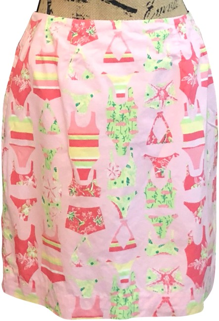 Preload https://img-static.tradesy.com/item/24198755/lilly-pulitzer-pink-yellow-green-and-white-skirt-size-6-s-28-0-1-650-650.jpg