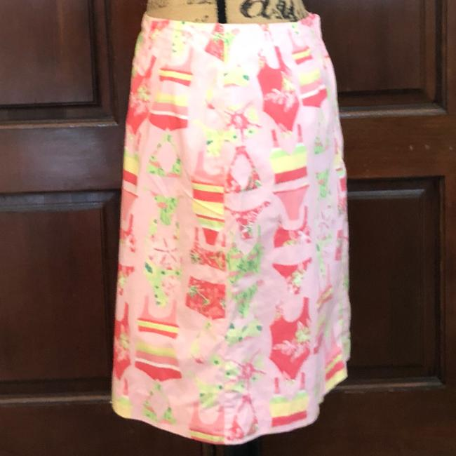 Lilly Pulitzer Skirt pink Image 1