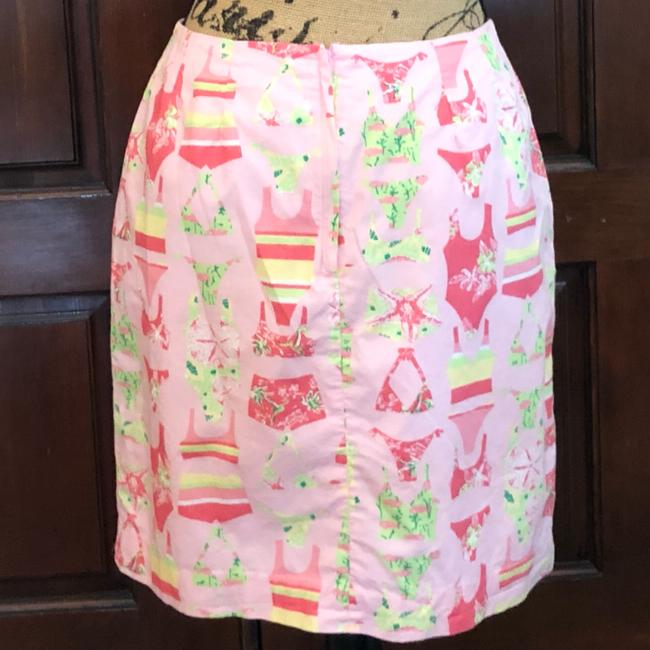 Lilly Pulitzer Skirt pink Image 2