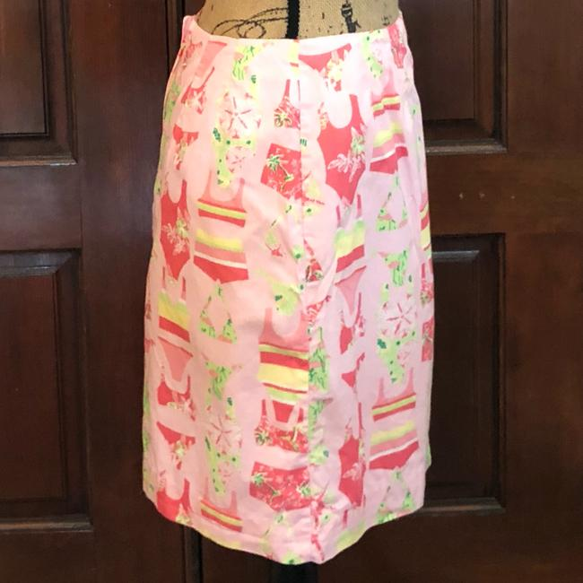 Lilly Pulitzer Skirt pink Image 3