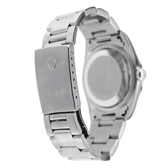 Rolex Rolex Date Just 36MM Stainless Steel with Fluted Bezel - 16200 Image 2