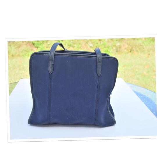 Coach Tote in navy blue Image 1