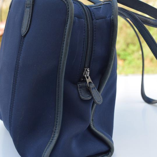 Coach Tote in navy blue Image 10