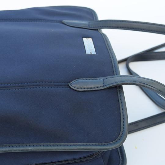 Coach Tote in navy blue Image 11