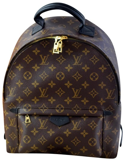 Preload https://img-static.tradesy.com/item/24198932/louis-vuitton-palm-springs-monogram-brown-and-black-coated-canvas-backpack-0-1-540-540.jpg