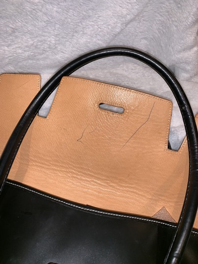 Dooney & Bourke Rubber Leather Tote in Black Image 8
