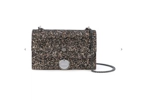 Jimmy Choo Glitter Night Out Special Occasion Cross Body Bag