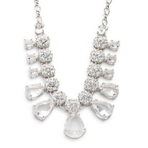 Kate Spade Kate Spade New York Clink of Ice Glass Crystal Necklace